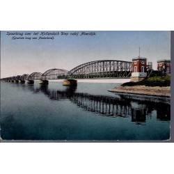 Pays-Bas - Spoorbrug over het Halladsch Diep
