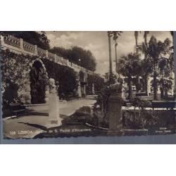 Portugal - Lisboa - Jardim de S. Pedro d'Alcantara