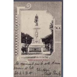 Portugal - Porto - Estatua de D. Pedro V - 1901