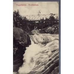 Suéde - Toppöfallet - Trollhättan