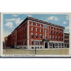 USA - Pittsfield Mass. - Y.M.C.A. and boy's club