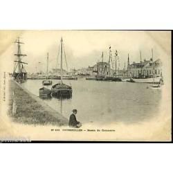 14 - Courseulles sur Mer - Bassin du commerce