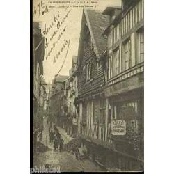 14 - Lisieux - Rue aux Fevres - Cafe Baudemont