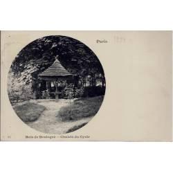Paris - Bois de Boulogne - Chalets du cycle 1899