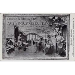 Paris 1906 - Expo. Arts et Industries du Feu