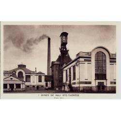 68 - Mines de Kali Ste Thérèse - Puits Alex - Edition de  la S.C. des Potasses