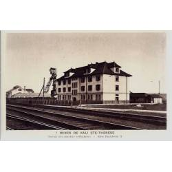 68 - Mines de Kali Ste Thérèse - Dortoir des ouvriers célibataires - Mine Ensi