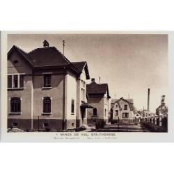 68 - Mines de Kali Ste Thérèse - Maisons d'employés - Mine Alex à Bollwiller -