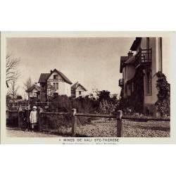 68 - Mines de Kali Ste Thérèse -  Maisons d'employés - Mine Rodolphe - Edition
