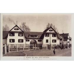 68 - Mines de Kali Ste Thérèse -  Cité N° 3 à Bollwiller - Type de maisons d'o