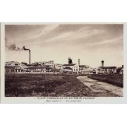 68 - Mines domaniales de Potasses d'Alsace -  Mine Amélie 1 - Vue d'ensemble -