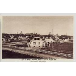 68 - Mines domaniales de Potasses d'Alsace -  Cité Fernand, Wittenheim - Editi