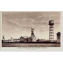 68 - Mines domaniales de Potasses d'Alsace - Mine Marie-Louise - Edition de la