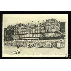 14 - Trouville - L'hotel des Roches-Noires