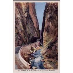 04 - Environs de Digne ( B.A) - Clue de Barles - Paysages des Alpes- Non voyag