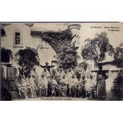 07 - St-Péray - Bains Résineux F.roche - Rhumatisants en tenue de bains - Non