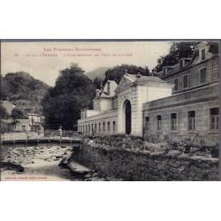 09 - Les Pyrénées Artégeoises - Aix-les-Thermes - L'établissement du Teich et