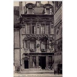 21 - Dijon - Maison Milsand, dite des Ambassadeurs - Non voyagé - Dos divisé