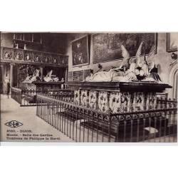 21 - Dijon - Musée - Salle des gardes - Tombeau de Philippe le Hardi - Non voy