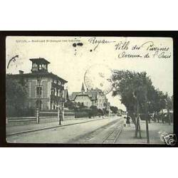 17 - Royan - Bld St-Georges vers Vallieres