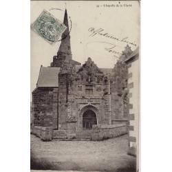 22 - Chapelle de la Clarté - Voyagé - Dos non divisé