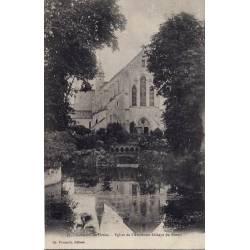 28 - Environs de dreux - Eglise de l'ancienne Abbaye du Breuil - Non voyagé -