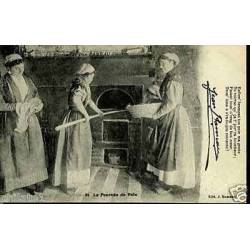 18 - Chanson de J. Rameau - La Fournee de Pain