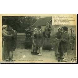 18 - Chanson de J. Rameau - Le dimanche au village