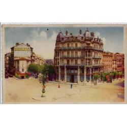 34 - Béziers - Place de la victoire - Voyagé - Dos divisé