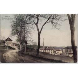 38 - Chavarines-les-Bains - Entrée de la ville - Vue des fabriques - Voyagé -