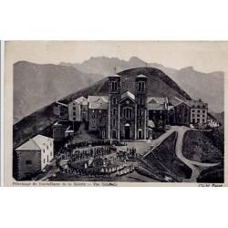 38 - La salette - Pélerinage de Notre-Dame de la Salette - Vue générale - Voya