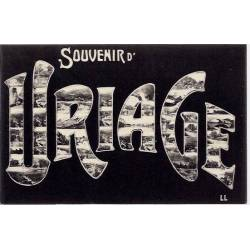 38 - Uriage - Souvenir d'Uriage -Non voyagé - Dos divisé
