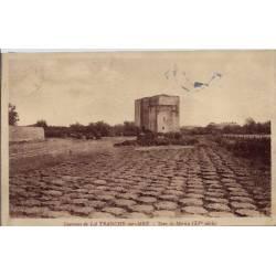 40 - Environs de la Tranche sur Mer - Tour de Moricq ( XVeme siècle ) - Voyagé