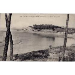 40 - La tranche sur Mer - La belle Henriette - Voyagé - Dos divisé