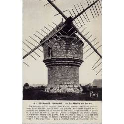 44 - Guérande - Le moulin du diable - Non voyagé - Dos divisé