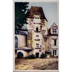 44 - Ancenis - Le château - Pavillon François Ier - Voyagé - Dos divisé