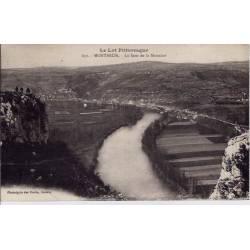 46 - Montbrun - Le lot pittoresque - Le saut de la mounine - Voyagé - Dos divi