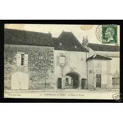 21 - Chatillon sur Seine - La porte de Roche