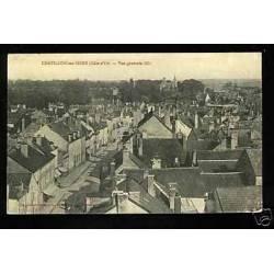 21 - Chatillon sur Seine - Vue Generale