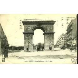 21 - Dijon - porte Guillaume - Animee