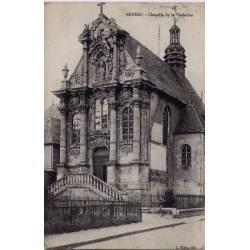 58 - Nevers - Chapelle de la Visitation- Voyagé - Dos divisé