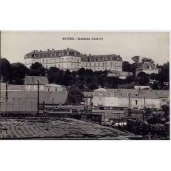 58 - Nevers - Institution Saint-Cyr - Voyagé - Dos divisé