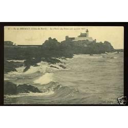 22 - Iles de Brehat - Le phare du Paon