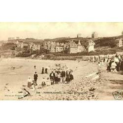 22 - Perros-Guirec - La plage de Trestraou