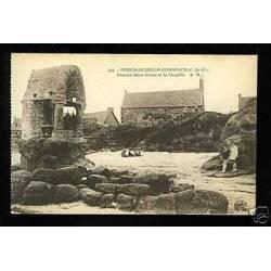 22 - Perros-Guirec-Ploumanach - Oratoire et chapelle