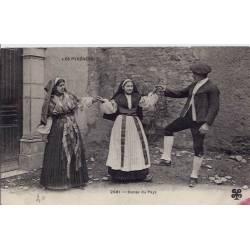 65 - Les Pyrénées - Danse du pays - Voyagé - Dos divisé