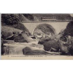 65 - Environs de Cauterets - Pont de la Raillère - Non voyagé - Dos divisé
