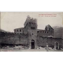 65 - Luz - Les hautes-pyrénées - Eglise des Templiers - Non voyagé - Dos divis