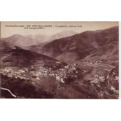66 - Amélie-les-Bains - Vue générale - Vallée du Tech  et la Canigou - Non voy