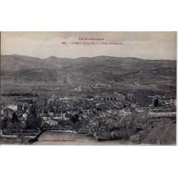 66 - Céret  - Le Roussillon -  Vue générale - Non voyagé - Dos divisé